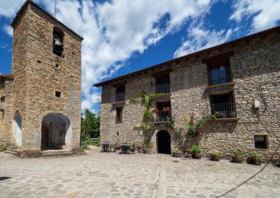 Fachada Casa Vallés