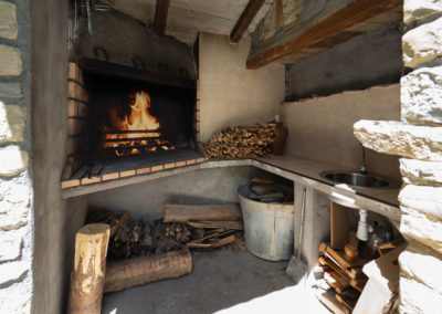 Barbacoa Casa Vallés