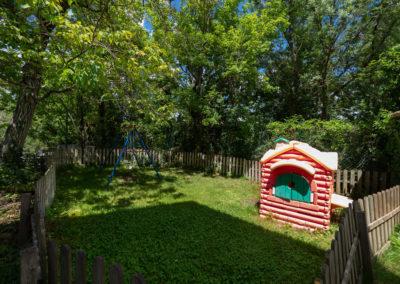 Zona infantil Casa Vallés